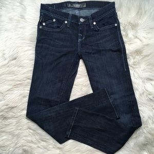 Rock Republic Jeans Women 25 Dark wash Skinny Ankl